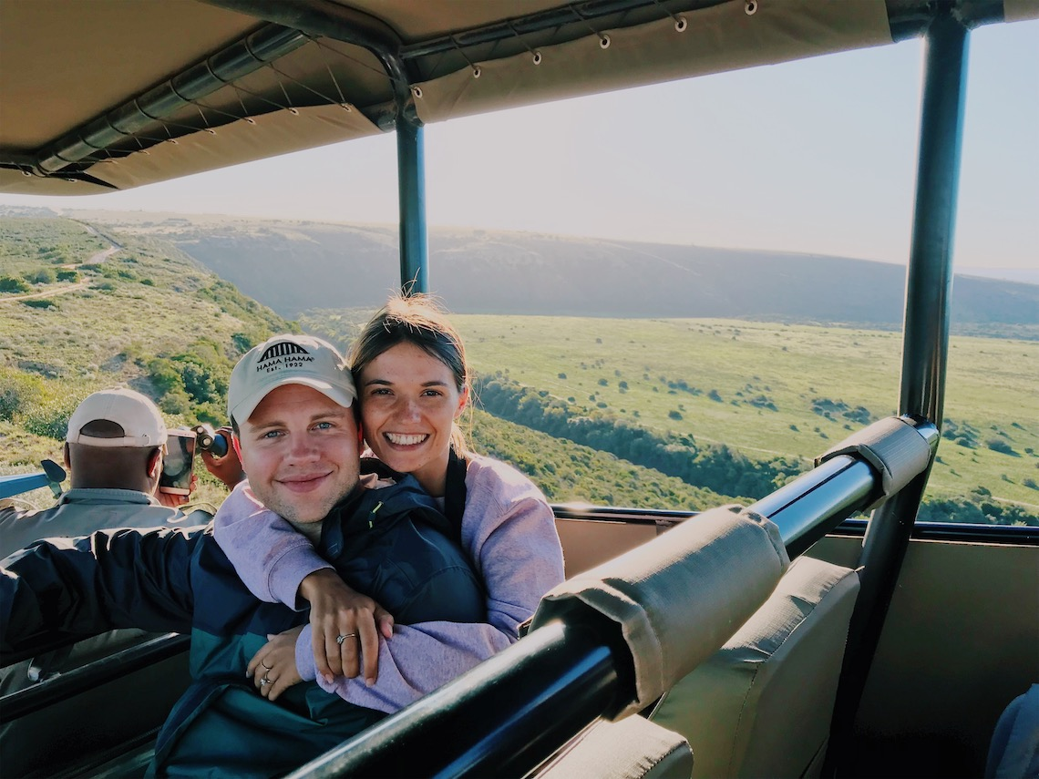 South African Honeymoon by Claire Eliza