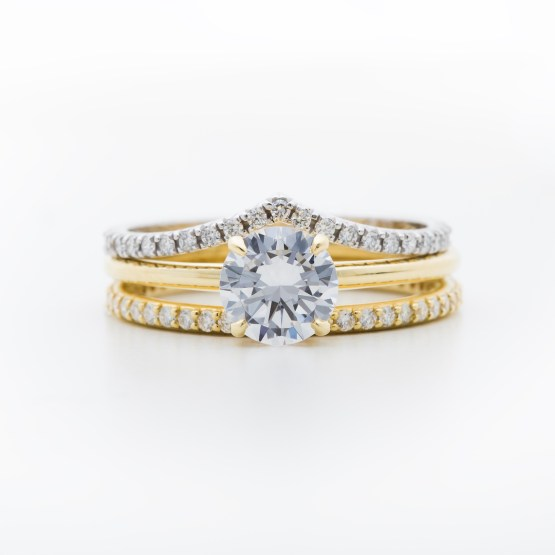 How Much Does an Engagement Ring Cost – Lisa Robin Jewelry – Bridal Musings 3