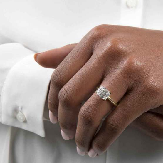 How Much Does an Engagement Ring Cost – Lisa Robin Jewelry – Bridal Musings 8