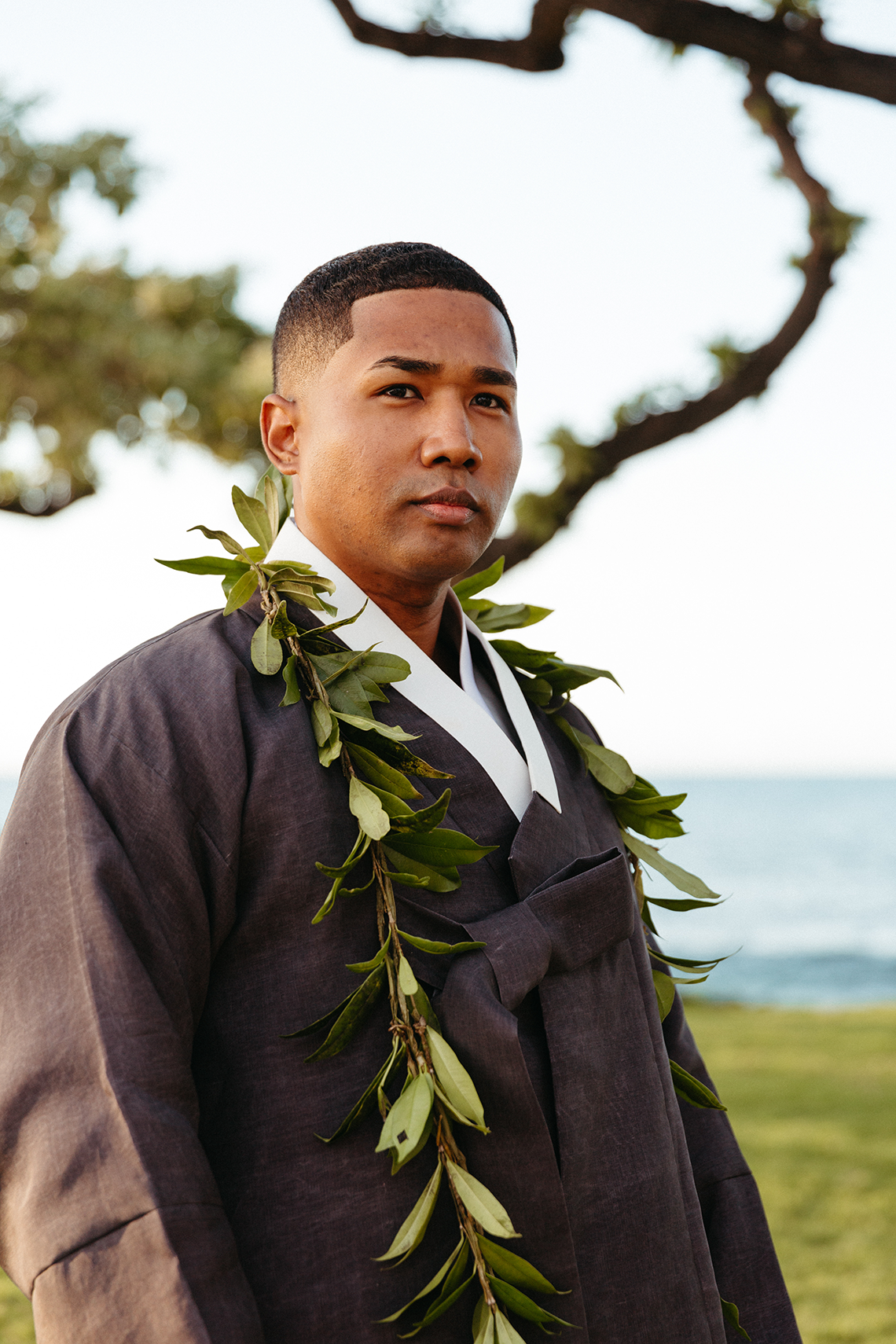 Korean Hawaiian Elopement with a Traditional Ceremony – Alyssa Luzaich Photography – Kukio Beach – Bridal Musings 26