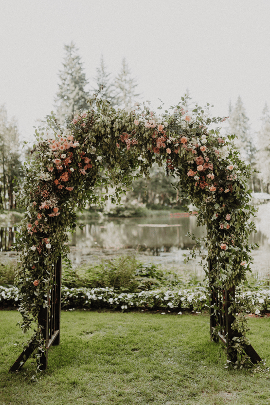 Multicultural Oregon Forest Wedding – Christy Cassano – Bridal Veil Lakes – Indian and Kiwi Influence – Bridal Musings 10