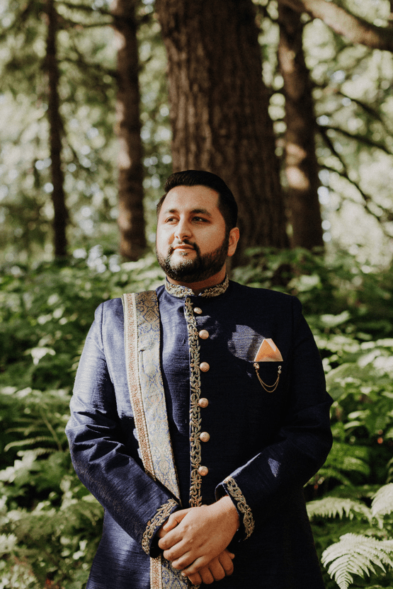 Multicultural Oregon Forest Wedding – Christy Cassano – Bridal Veil Lakes – Indian and Kiwi Influence – Bridal Musings 17