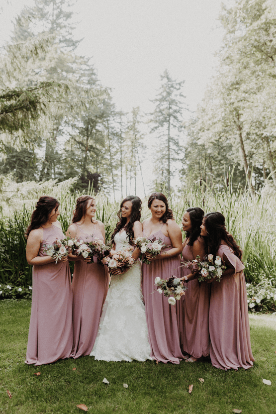 Multicultural Oregon Forest Wedding – Christy Cassano – Bridal Veil Lakes – Indian and Kiwi Influence – Bridal Musings 20