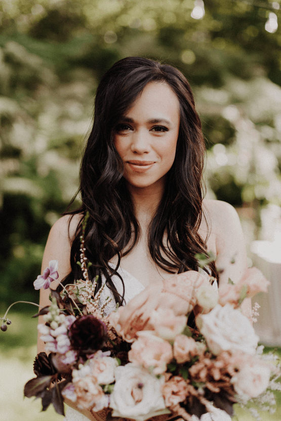Multicultural Oregon Forest Wedding – Christy Cassano – Bridal Veil Lakes – Indian and Kiwi Influence – Bridal Musings 24