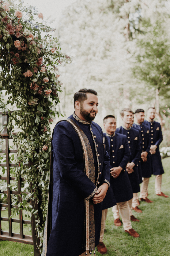Multicultural Oregon Forest Wedding – Christy Cassano – Bridal Veil Lakes – Indian and Kiwi Influence – Bridal Musings 25