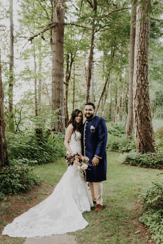 Multicultural Oregon Forest Wedding – Christy Cassano – Bridal Veil Lakes – Indian and Kiwi Influence – Bridal Musings 45
