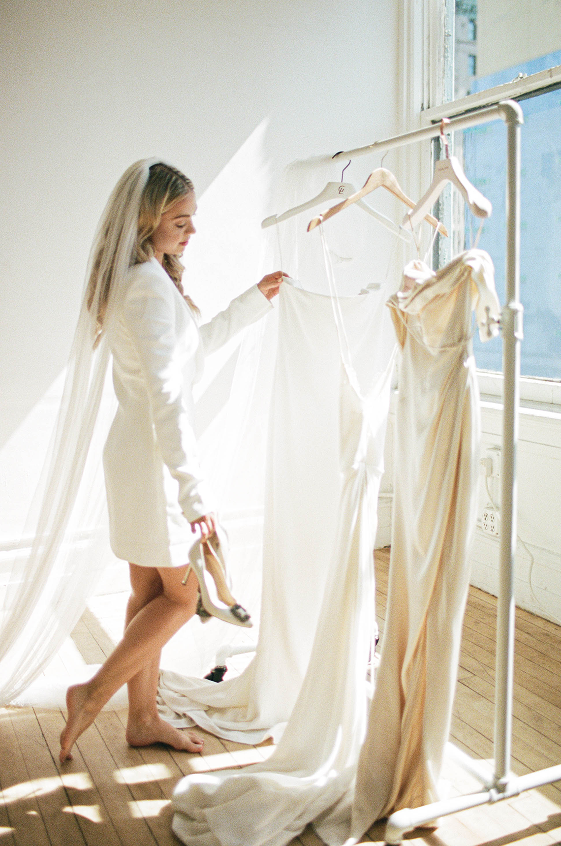 New York Bridal Fashion Week 2022 Inspiration – Danielle Determan Duey Photo – Bridal Musings – Grace Loves Lace – Galia Lahav 23