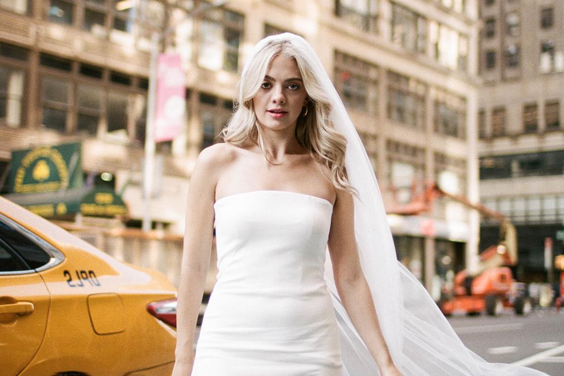 New York Bridal Fashion Week 2022 Inspiration – Danielle Determan Duey Photo – Bridal Musings – Grace Loves Lace – Galia Lahav 4