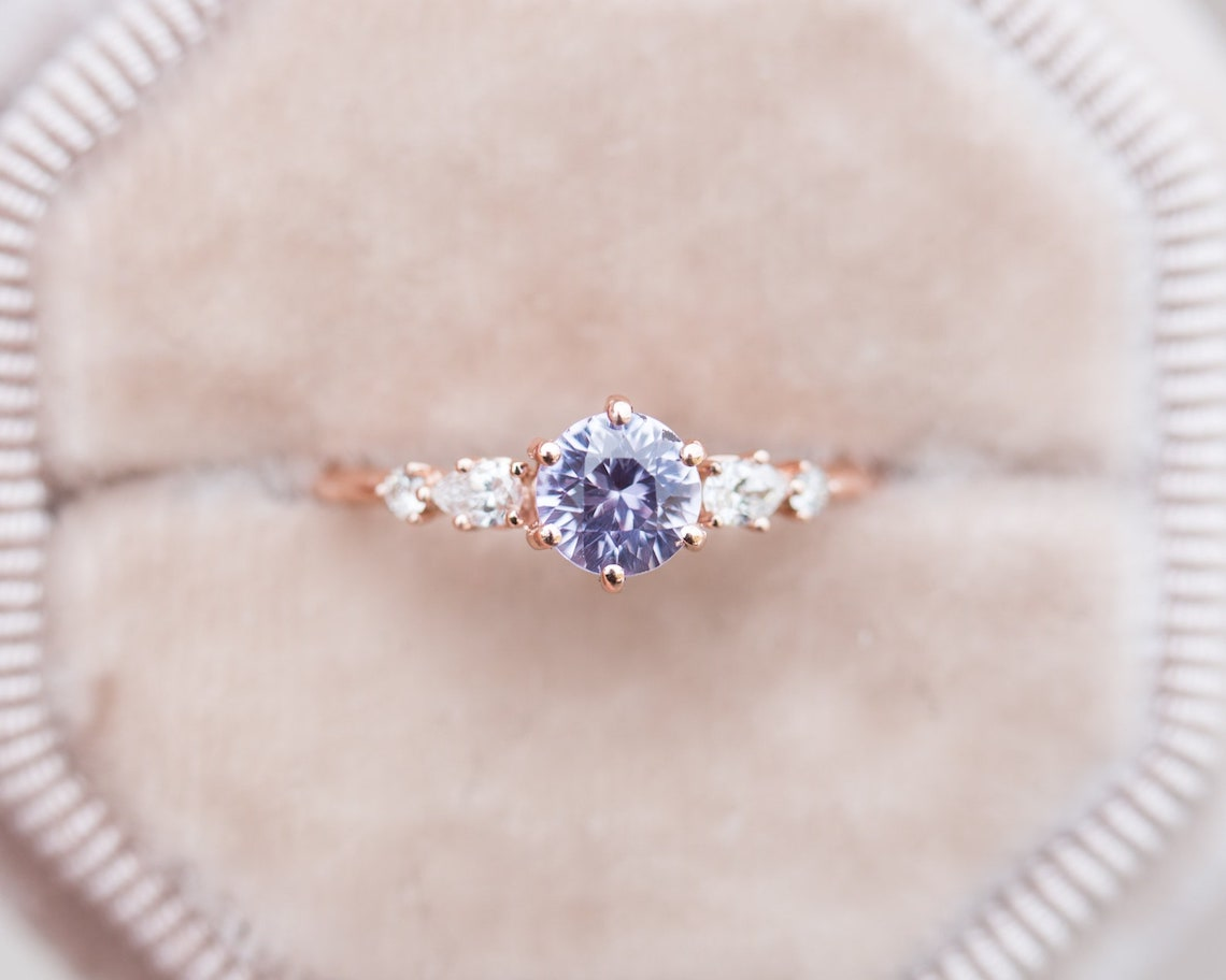 Oore – Etsy – Sapphire Engagement Ring Guide – Bridal Musings 1