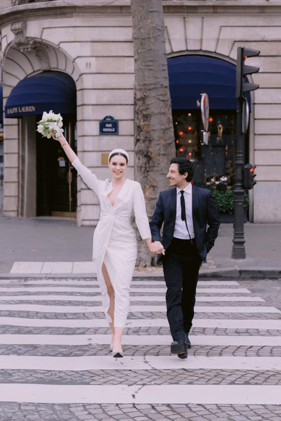 Sexy and Stylish Parisian Elopement Inspiration – Hotel Fauchon Paris – Laura Zorman – Bridal Musings 19
