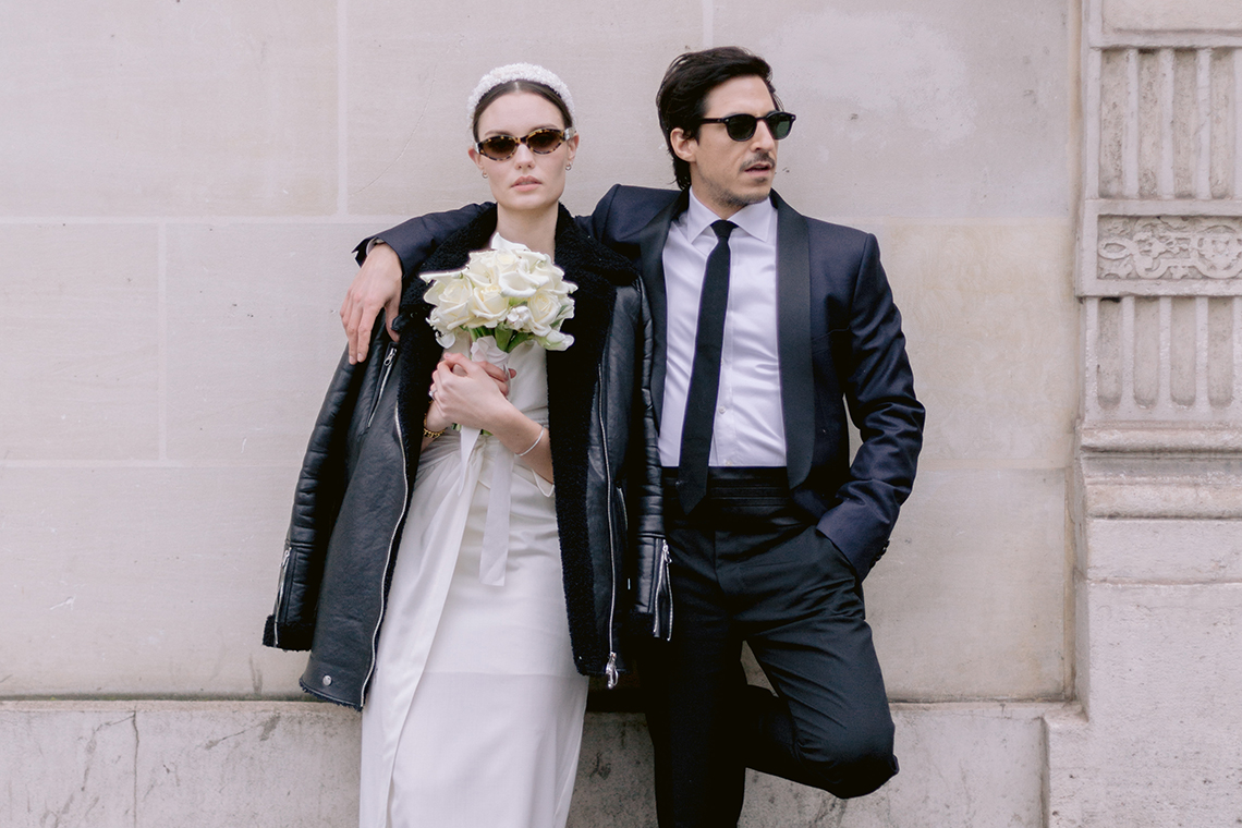 Sexy and Stylish Parisian Elopement Inspiration – Hotel Fauchon Paris – Laura Zorman – Bridal Musings