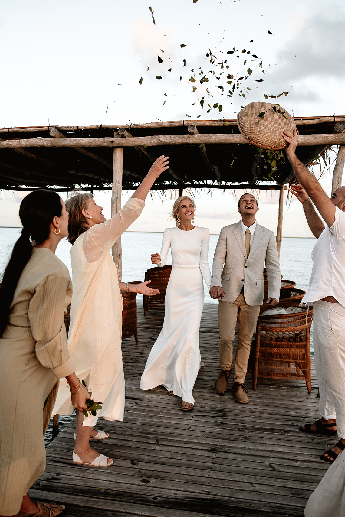 Stunning Mozambique Beach Wedding at Sunrise – Sussurro – Ayeh Photography – Bo and Luca – Bridal Musings 84