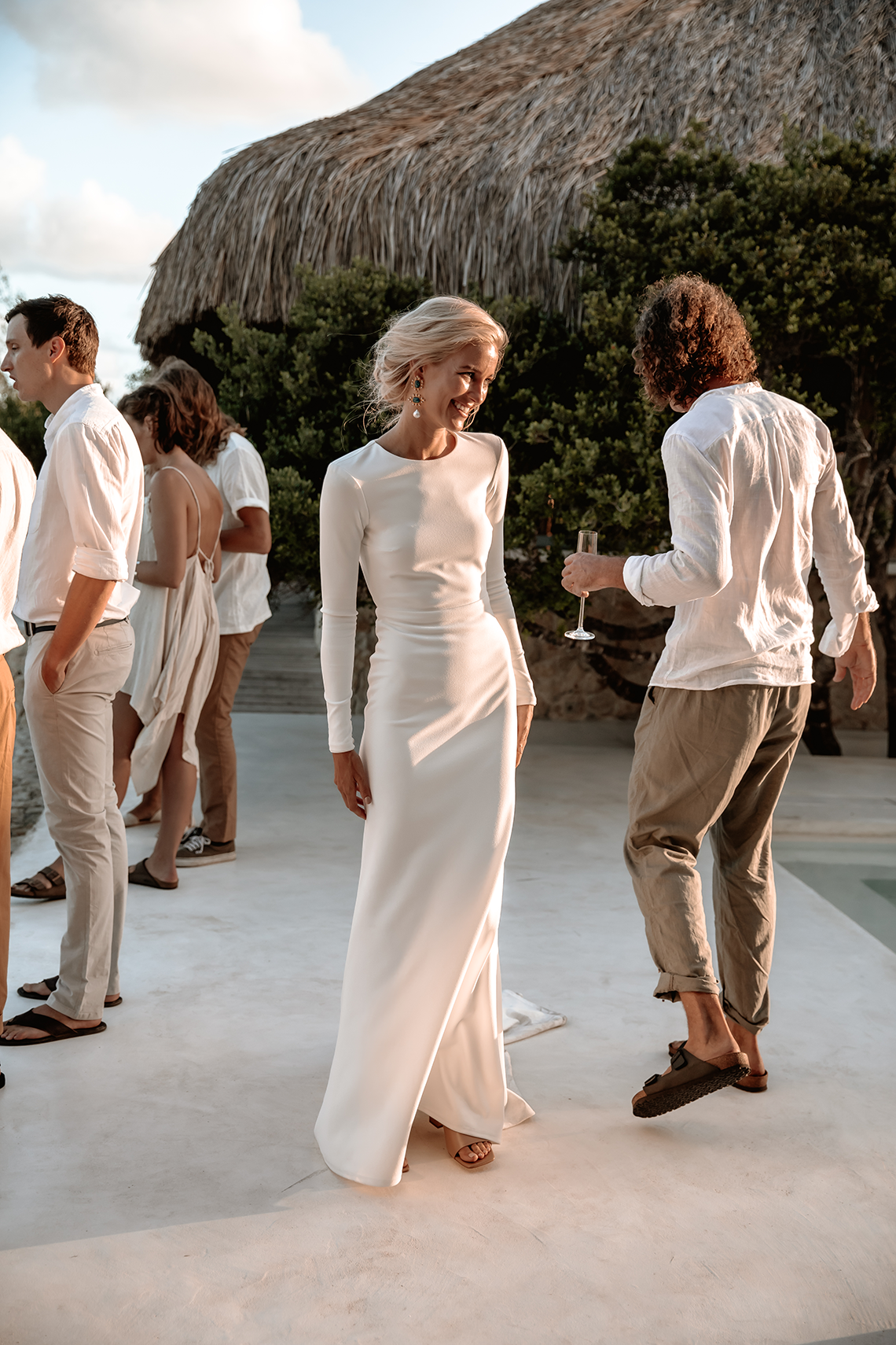 Stunning Mozambique Beach Wedding at Sunrise – Sussurro – Ayeh Photography – Bo and Luca – Bridal Musings 90
