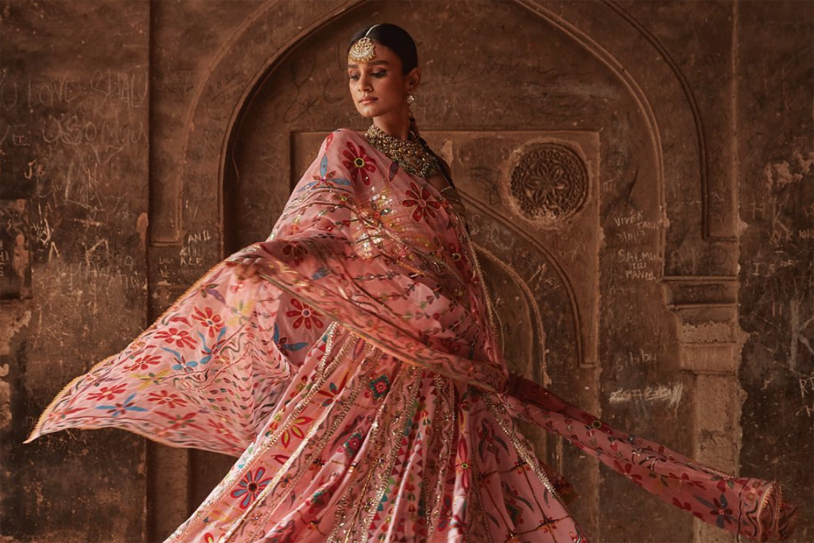 10 South Asian Wedding Dress Designers You Should Know – Bridal Musings – Mayyur Girotra 3 copy