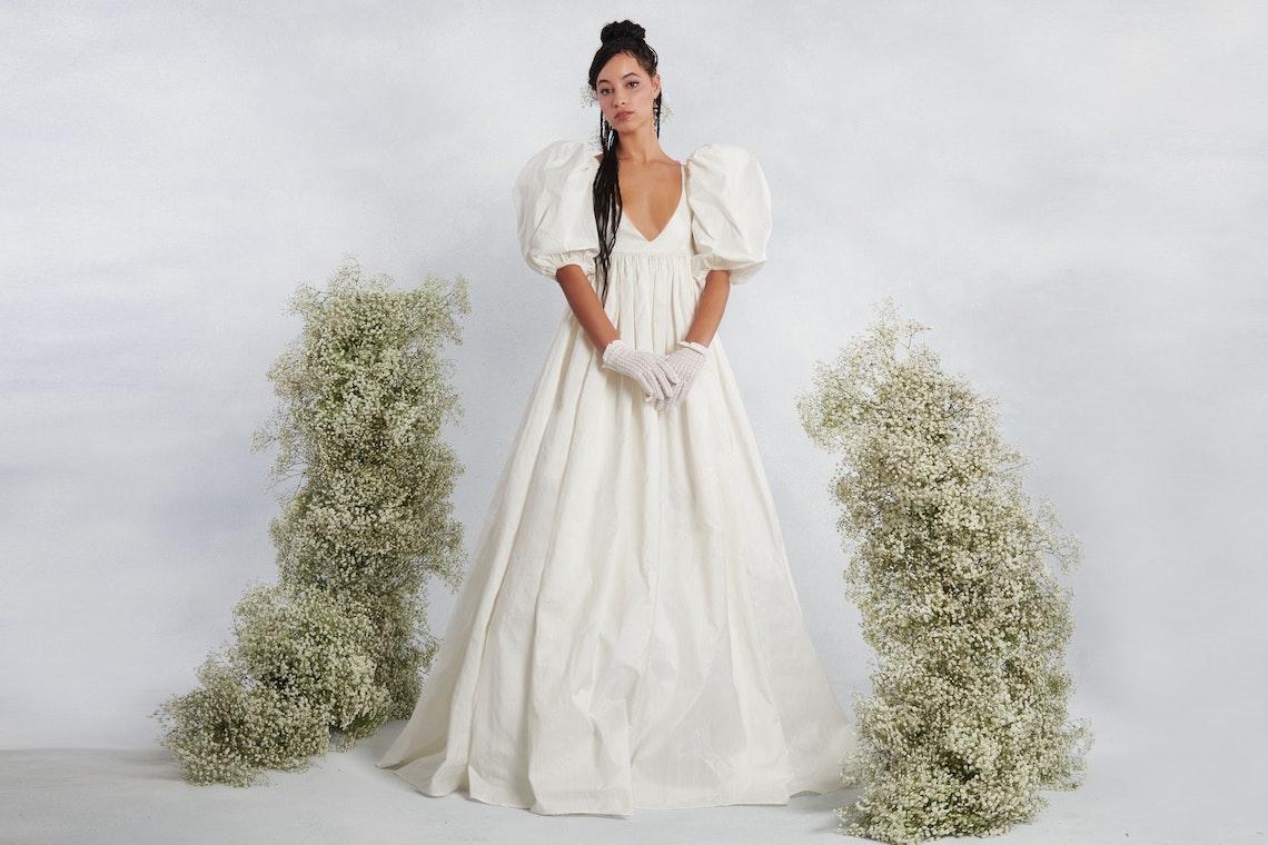Odylyne The Ceremony – Royal Inspired Wedding Dresses – 2022 Bridal Fashion Week – Bridal Musings 1