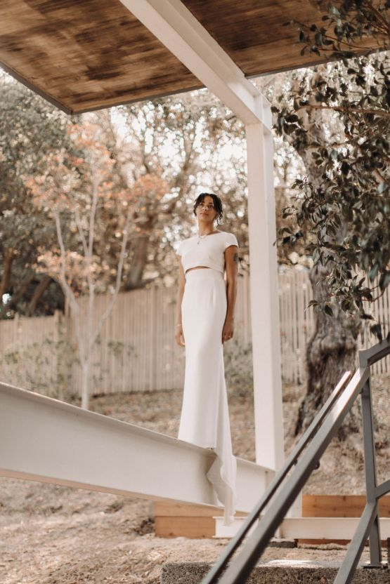 The Best Modern Wedding Dresses for 2022 Brides by The Law Bridal – Bridal Musings 12