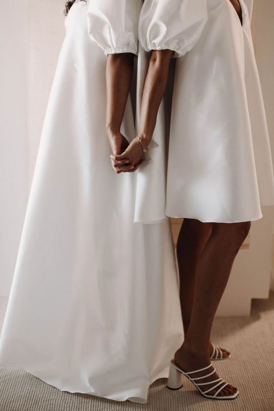 The Best Modern Wedding Dresses for 2022 Brides by The Law Bridal – Bridal Musings 15