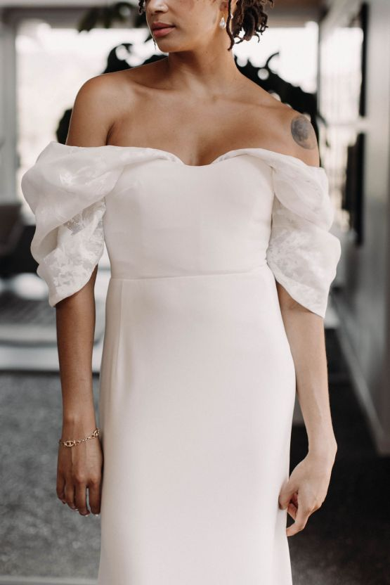 The Best Modern Wedding Dresses for 2022 Brides by The Law Bridal – Bridal Musings 19