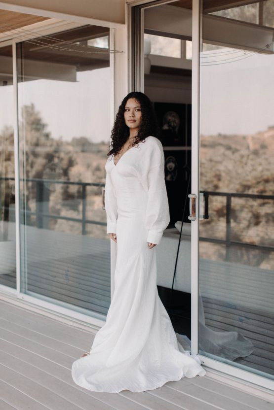 The Best Modern Wedding Dresses for 2022 Brides by The Law Bridal – Bridal Musings 25