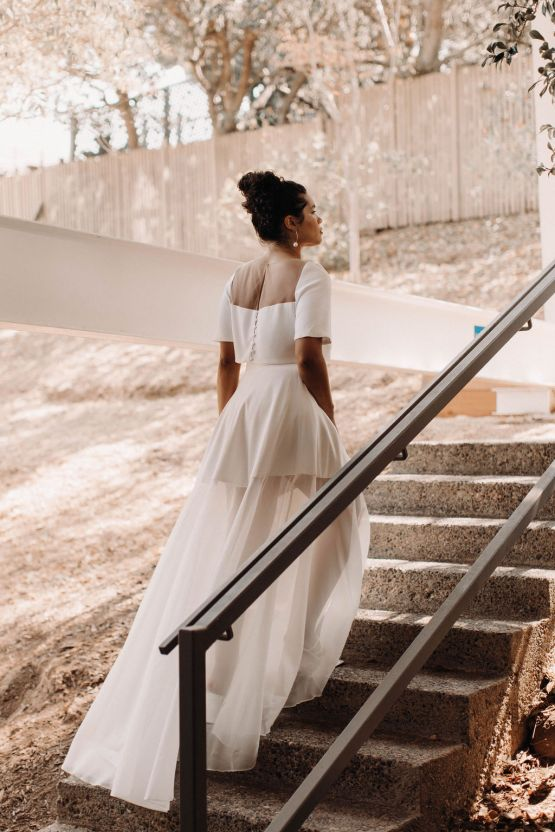 The Best Modern Wedding Dresses for 2022 Brides by The Law Bridal – Bridal Musings 37