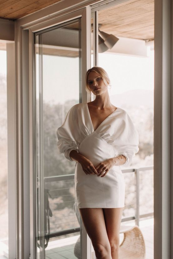 The Best Modern Wedding Dresses for 2022 Brides by The Law Bridal – Bridal Musings 38