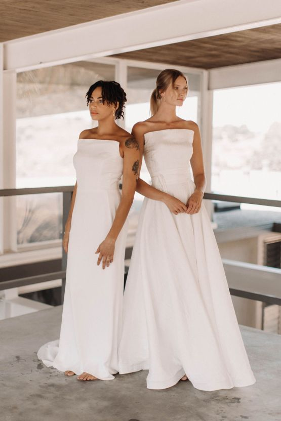 The Best Modern Wedding Dresses for 2022 Brides by The Law Bridal – Bridal Musings 41