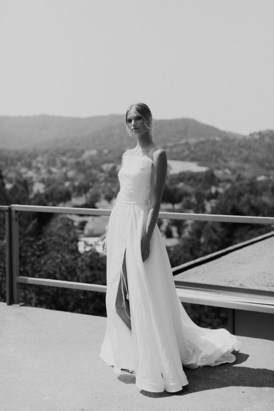 The Best Modern Wedding Dresses for 2022 Brides by The Law Bridal – Bridal Musings 42