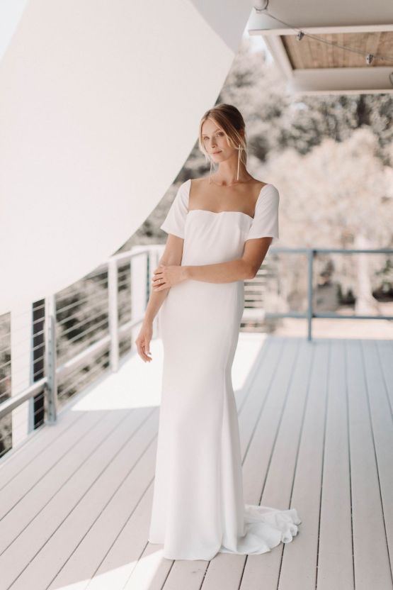 The Best Modern Wedding Dresses for 2022 Brides by The Law Bridal – Bridal Musings 44