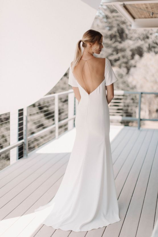 The Best Modern Wedding Dresses for 2022 Brides by The Law Bridal – Bridal Musings 46