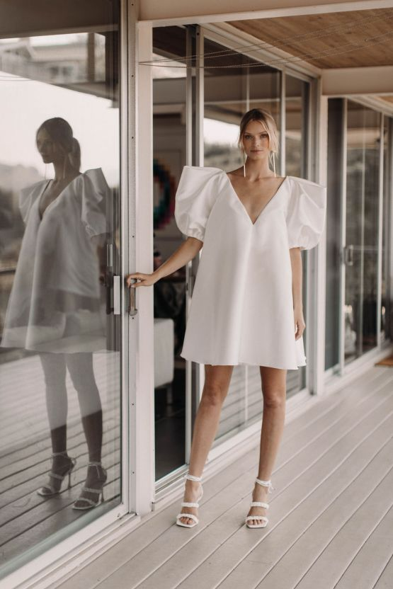 The Best Modern Wedding Dresses for 2022 Brides by The Law Bridal – Bridal Musings 48