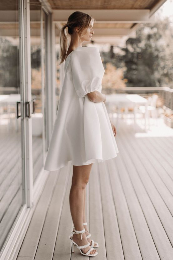 The Best Modern Wedding Dresses for 2022 Brides by The Law Bridal – Bridal Musings 51