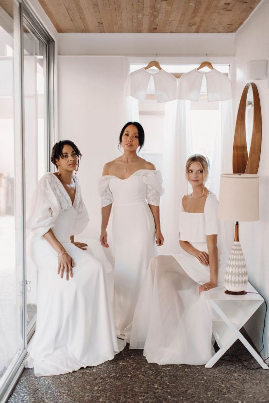 The Best Modern Wedding Dresses for 2022 Brides by The Law Bridal – Bridal Musings 54
