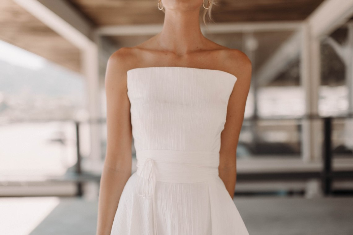The Best Modern Wedding Dresses for 2022 Brides by The Law Bridal – Bridal Musings 77